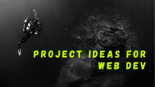 How to find project ideas to practice web development(Not A Todo App) preview